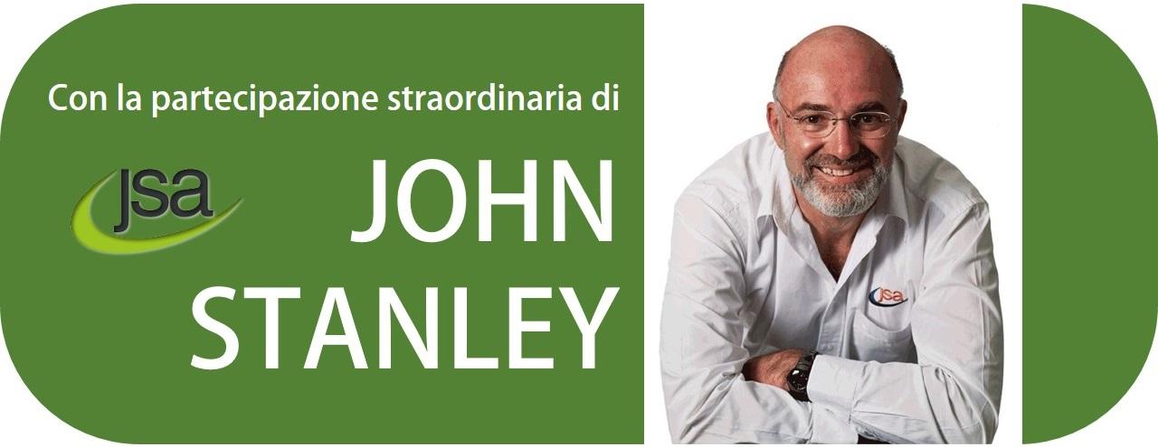John Stanley a GAME GARDENING MEETING